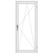 uPVC Tilt and Turn Patio Doors