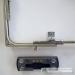 Adjustable uPVC window hardware closing mechanism made in Germany