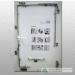Easily adjustable uPVC window hardware set