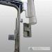 Easily adjustable uPVC window hardware upper hinge made in Germany