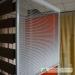 Aluminium Venetian blinds white