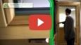 Wooden Tilt and Turn Patio Doors